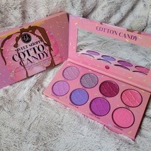 Cotton Candy Shadow Palette Bh Cosmetics